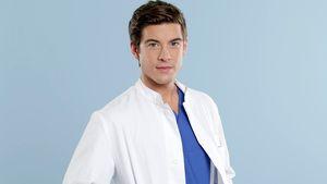 Die jungen Ärzte: Philipp Danne liebt seine Rolle