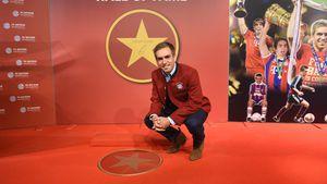 Philipp Lahm bekam seinen eigenen Stern