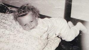 So süß war Frauenschwarm Philipp Stehler als kleines Baby!