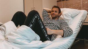 OP-Fehler: Philipp Stehler hätte im Rollstuhl landen können