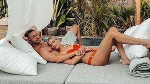Philipp Stehler genießt Inseltrip mit seiner Model-Freundin