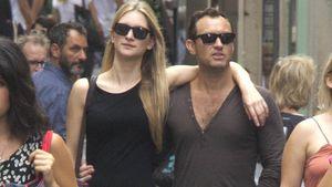 Im engsten Familienkreis: Jude Law hat heimlich Ja gesagt!