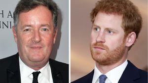 Piers Morgan sauer: Queen soll Harry Militär-Titel entziehen