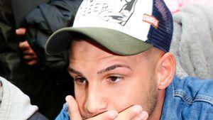 Pietro in Todesangst: Sein Auto rutscht beinah Hang herunter