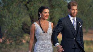 Traumhafte Fotos: So hat Kicker Sergio Ramos geheiratet!