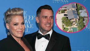 Für 13 Mio. Dollar: Pink und Carey Hart verkaufen Traumvilla