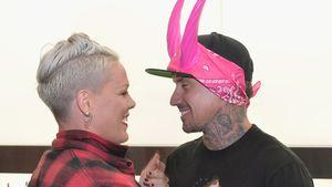 Pink gesteht Bett-Flaute: 1 Jahr keinen Sex mit ihrem Carey!