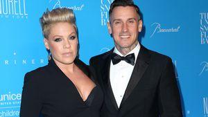 Ein Jahr ohne Sex! Liebes-Krise bei Pink und Ehemann Carey?