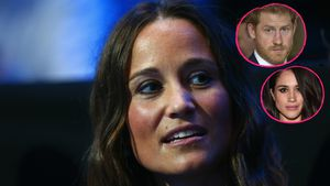 Pippa Middleton, Prinz Harry und Meghan Markle