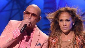 J.Lo und Pitbull singen den offiziellen Hit zur WM