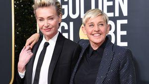 Ellen DeGeneres' Frau steht auch nach Vorwürfen hinter ihr