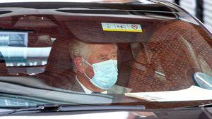 Im Krankenhaus: Prinz Philip bekommt Besuch von Sohn Charles