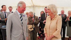 Nach Isolation: Prinz Charles und Camilla sind wiedervereint