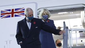 Royaler Besuch: Hier kommen Charles und Camilla in Berlin an