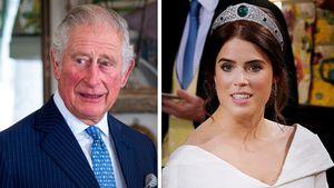 Prinz Charles und Co. gratulieren Neu-Mama Eugenie zum Baby!