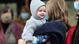 Ein Jahr: So groß ist Baby-Royal Charles von Luxemburg schon