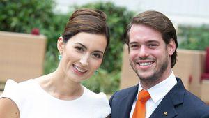 Prinz Félix und seine Claire erwarten ihr 1. Kind