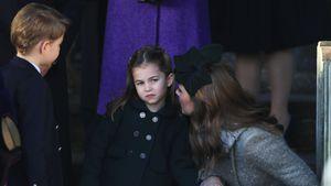 Diese Angewohnheit hat Prinzessin Charlotte von ihrer Mutter