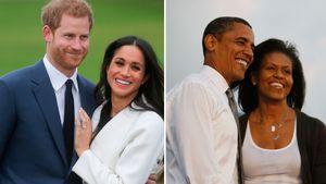 """""""Peinlich"""": Prinz Harry sollte Obama-Freundschaft retten"""
