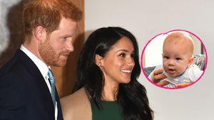 Harry und Meghan verraten: Sohn Archie bekommt rote Haare