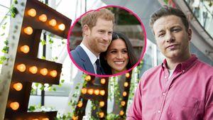 Meghans & Harrys Hochzeit: Jamie Oliver will das Menü kochen