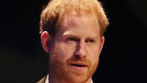 Nach Fehlgeburt-News: Prinz Harry trauert um seine Patin!