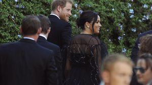 So teuer war Meghans Tüll-Kleid für Misha Nonoos Hochzeit