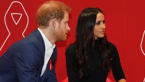 Royal-Paar heiratet fast am selben Tag wie Meghan und Harry