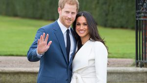 Wie DIESE Royals: Gehen Harry & Meghan gemeinsam zum Altar?