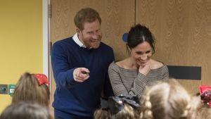 Süß! So reagiert Harry auf Heiratsfrage eines kleinen Jungen