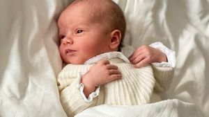 Prinz Carl Philip wieder Papa: Alle Infos zum Schweden-Baby