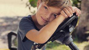 Neues Foto: Schweden-Prinz Nicolas wird sechs Jahre alt