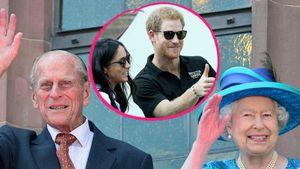Royaler Segen: So reagierte die Queen auf Harrys Verlobung