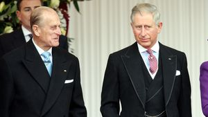 """""""Vermissen ihn unglaublich"""": Charles ehrt Philip mit Rede"""