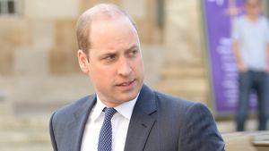 Prinz William auf dem Weg zum BBC