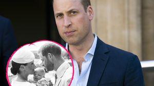 Wegen Archies Taufe: William von Harry und Meghan genervt