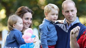 William & Kate bringen George & Charlotte nach Deutschland!