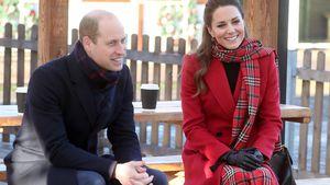 Darauf freuen sich William und Kate an Weihnachten besonders