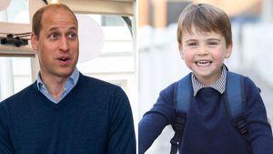 Louis' Look vom Geburtstagsfoto: William trägt ihn ständig!