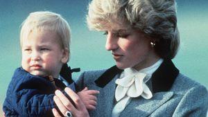 Süßer Mama-Sohn-Moment: Video zeigt jungen William mit Diana