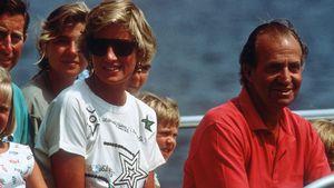 1.500 Affären: Hatte Ex-König Juan Carlos was mit Diana?