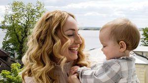 Nach Geburt: Elna-Margret leidet an unheilbarer Krankheit