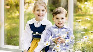 Schweden-Royals: Jetzt weniger Bilder von Estelle und Oscar?