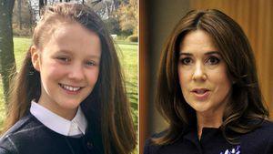 Geburtstags-Foto: Prinzessin Isabella (12) ähnelt Mama Mary!