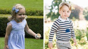 Prinzessin Leonore und Prinz George