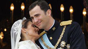König Felipe & Königin Letizia feiern heute 15. Hochzeitstag