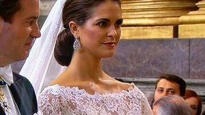 Madeleine: Das Geheimnis um ihr Party-Kleid