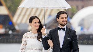 Prinzessin Sofia und Prinz Carl Philip in Oslo