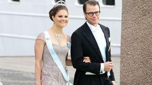 Prinzessin Victoria und ihr Daniel sind an Corona erkrankt!