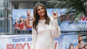 Superschlank im Badeanzug? Priyanka Chopra futtert lieber!